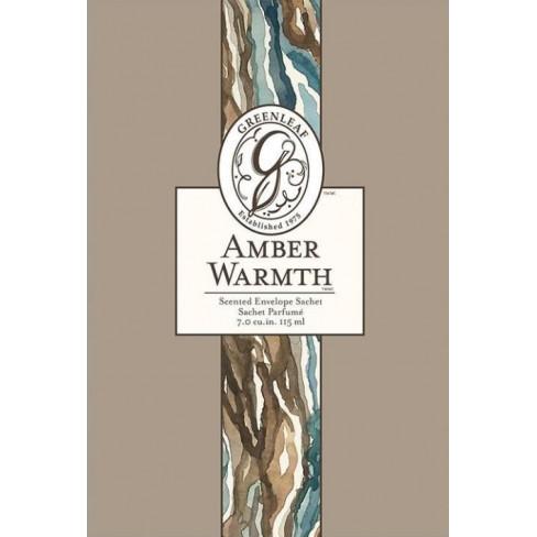Amber Warmth 115 мл ароматно саше Greenleaf