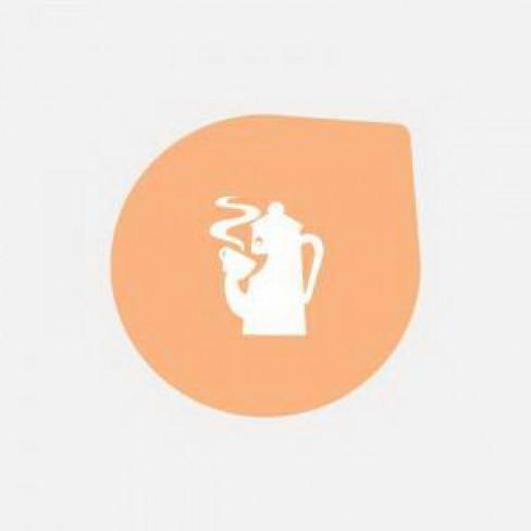 Кт/10 капсули кафе Ethiopia Sidamo екрю