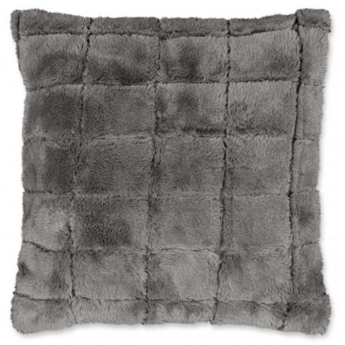Възглавница 45х45см Xavi тъмно сива