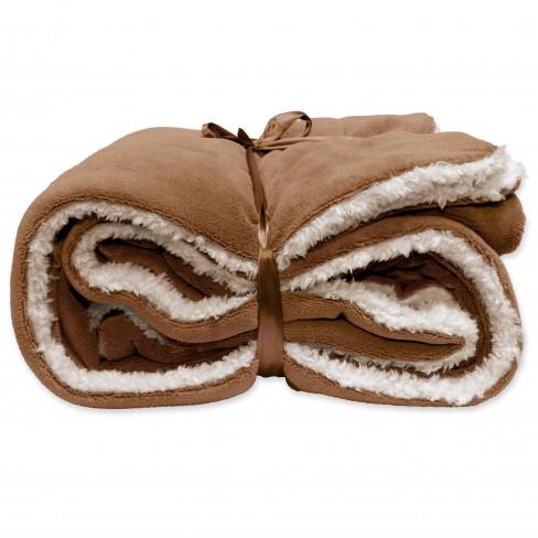 Одеяло 150х200см Lars светло кафяво