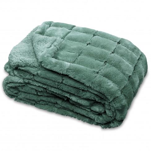 Одеяло 130х160см Xavi зелено