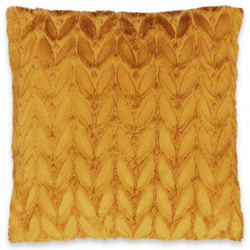 Възглавница 45х45см Alies жълта