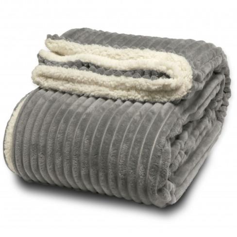 Одеяло 150х200см Dez сиво