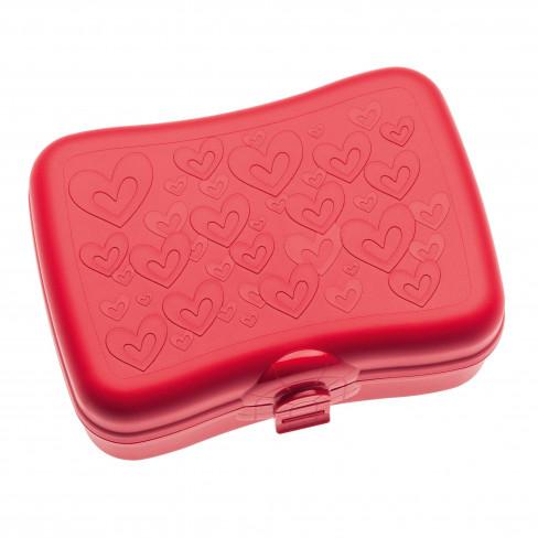 Кутия за обяд Susi червена