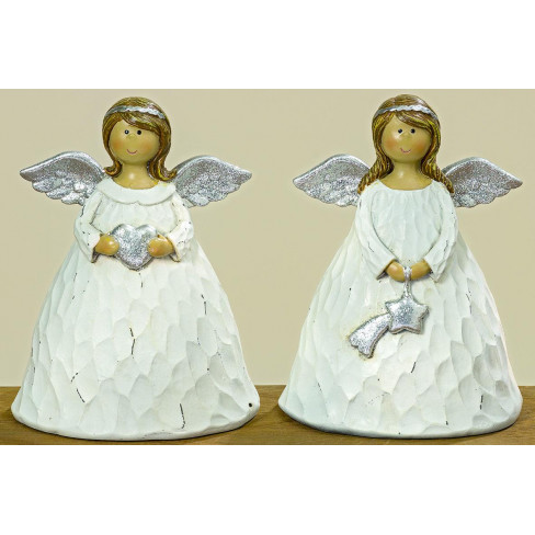 Фигура ангел 13см Lora 2 вида