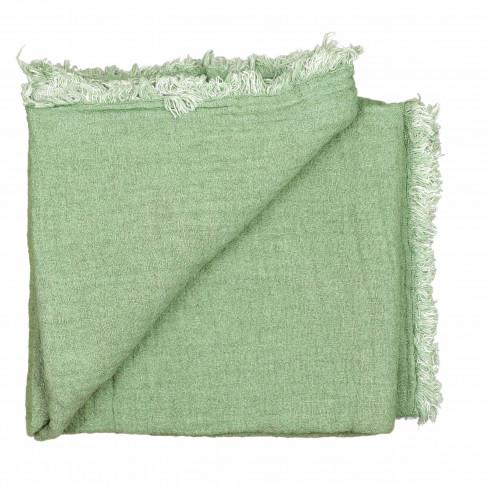 Одеяло 130х160см Calito зелено
