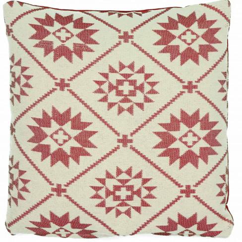 Възглавница 45х45см Pim червена