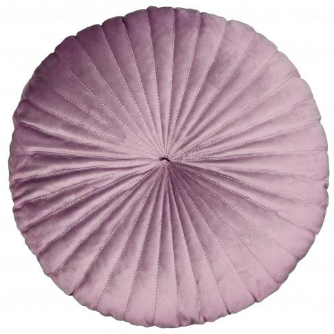 Кръгла възглавница 40см Rondo лила