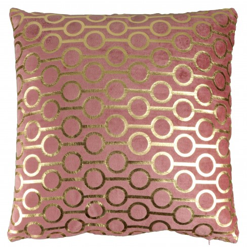 Възглавница 45х45см Ringo розова