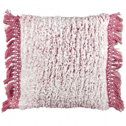 Възглавница 45х45см Puck розова