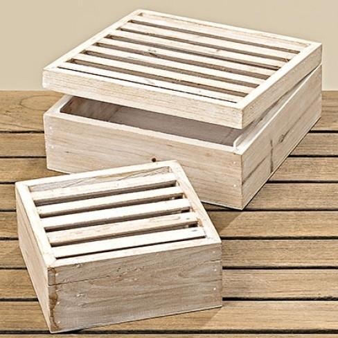 Декоративна кутия Sina 16 см