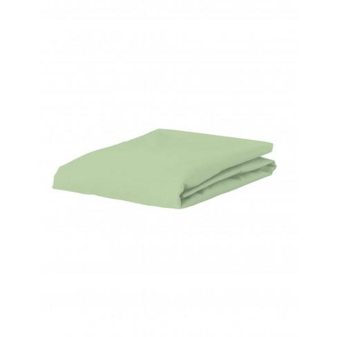 Долен чаршаф 90х200 зелен Premium Essenza