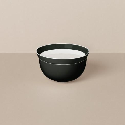Кт купичка с чинийка 12см Livo черни
