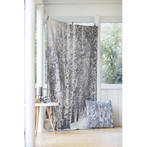 Одеяло Sylt брезички сиво 140x200см