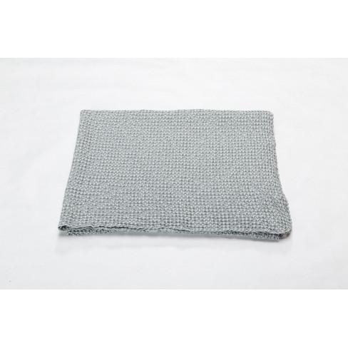 Одеяло Vigo Honeycomb светло сиво 140x200см