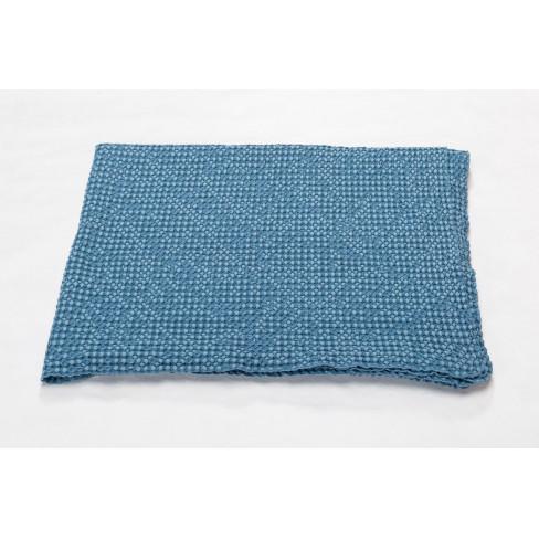 Одеяло Vigo Honeycomb синьо 140x200см