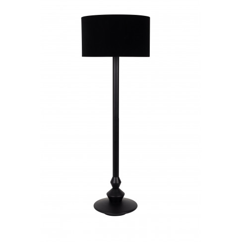 Подова лампа Finlay 150см черна