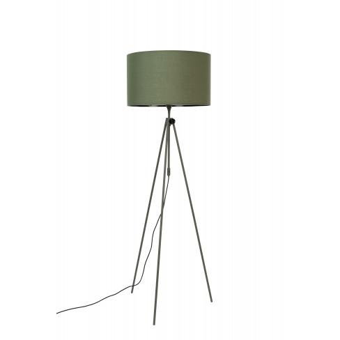 Подова лампа 50х153/183см Lesley зелена