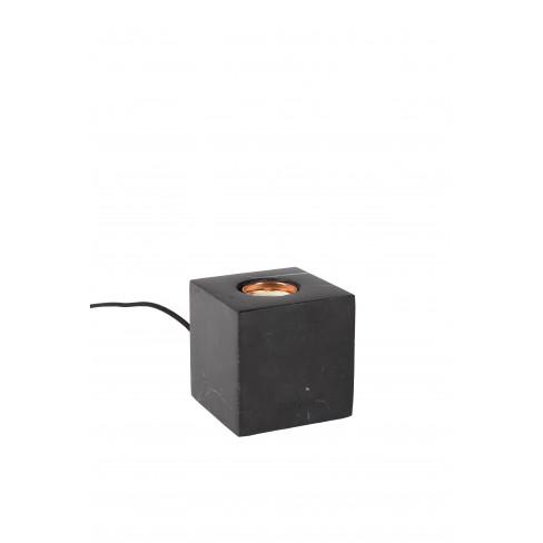 Настолна лампа Bolch 9см черна