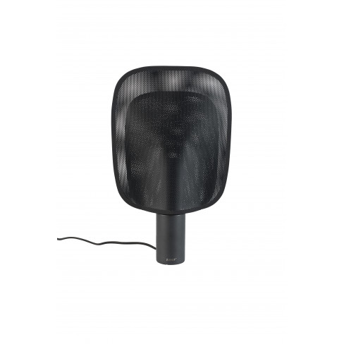 Настолна лампа 24х6х39см Mai черна
