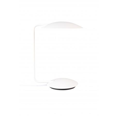 Настолна лампа 25х30х38см Pixie бяла
