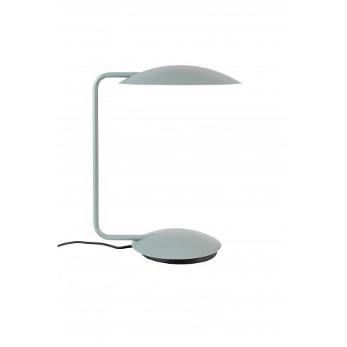 Настолна лампа 25х30х38см Pixie сива
