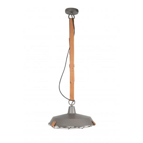 Висяща лампа Dek 40 95-110см сива