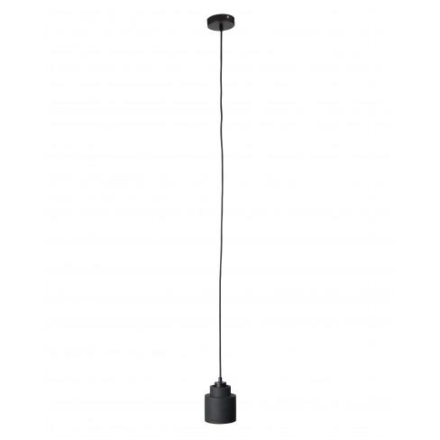 Висяща лампа Left 150см черна