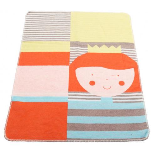 Бебешко одеяло Juwel принцеса 70x90см