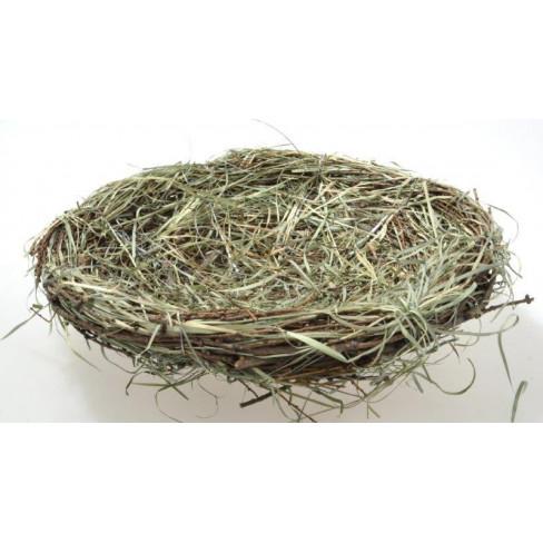 Декоративно гнездо 30 см натурално