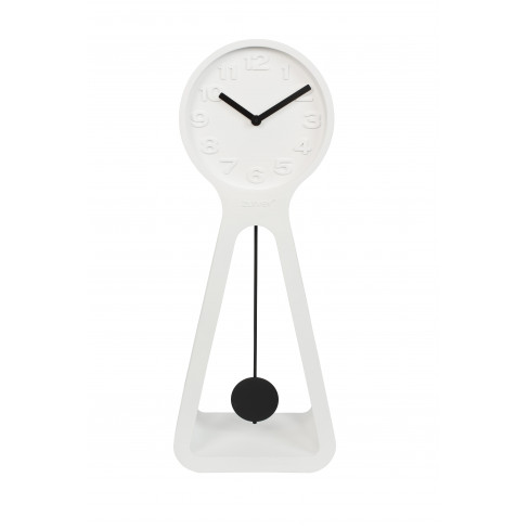 Часовник 97см Humongous бял