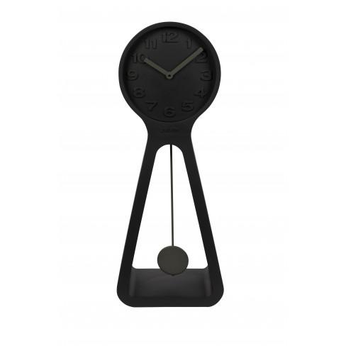 Часовник 97см Humongous черен