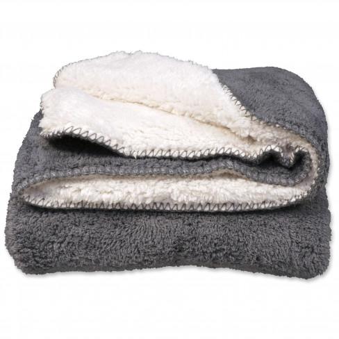 Одеяло 130x160 см Marni тъмносиво