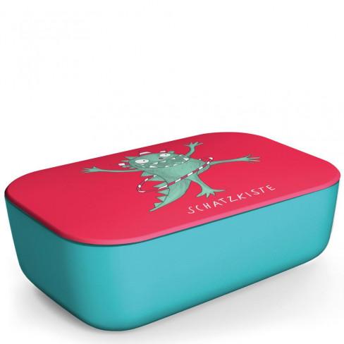 Бамбукова кутия за обяд Schatzsucher