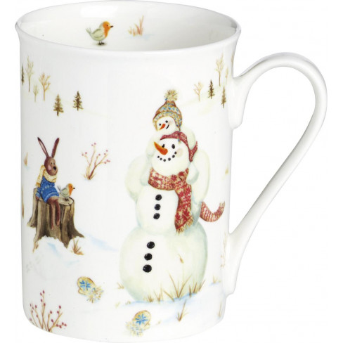 Чаша Mug 375мл Happy Winter Day