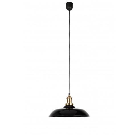 Висяща лампа Core 119см черна