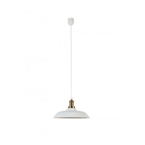 Висяща лампа Core 119см бяла