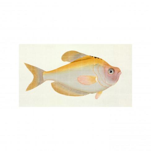 Пъзел за стена Ixxi 100х60см Yellow Fish S
