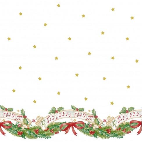 Салфетки 20бр Christmas Music V&b