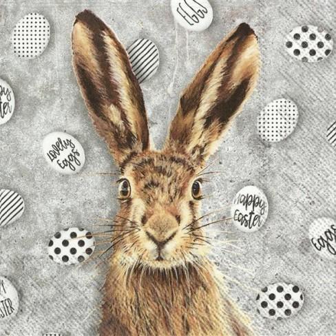 Салфетки 20бр Oh My Rabbit...