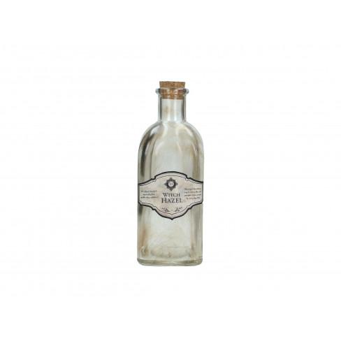 Декоративна бутилка 20 см Witch Hazel кафява