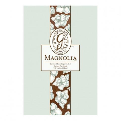 Magnolia синя аром.саше 115ml Greenleaf