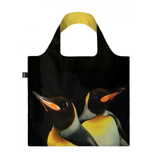 Чанта за многократна употреба пингвини