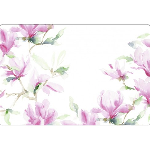 Подложка за хранене 30х40см Magnolia Poesie бяла