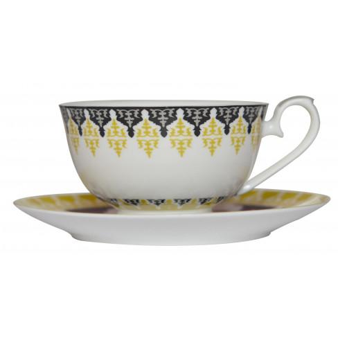 Чаша с чиния Safra 220 мл