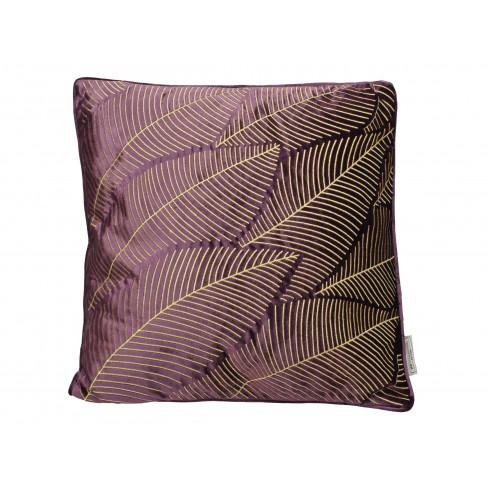 Възглавница 45х45см Velvet лила